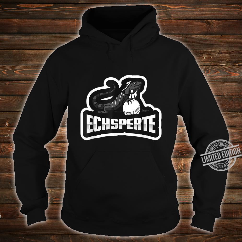 Echsen Echsperte Chamäleon Reptilien Bartagame Terraristik Shirt hoodie