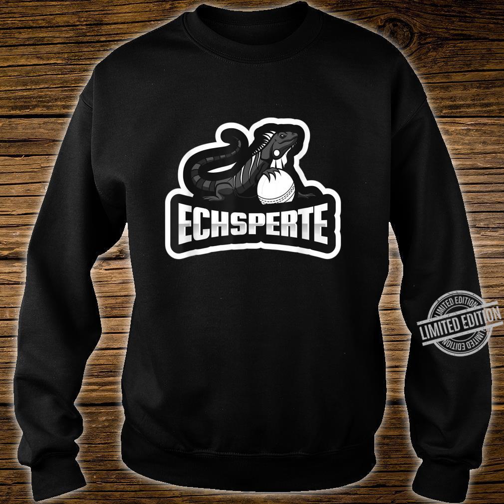 Echsen Echsperte Chamäleon Reptilien Bartagame Terraristik Shirt sweater
