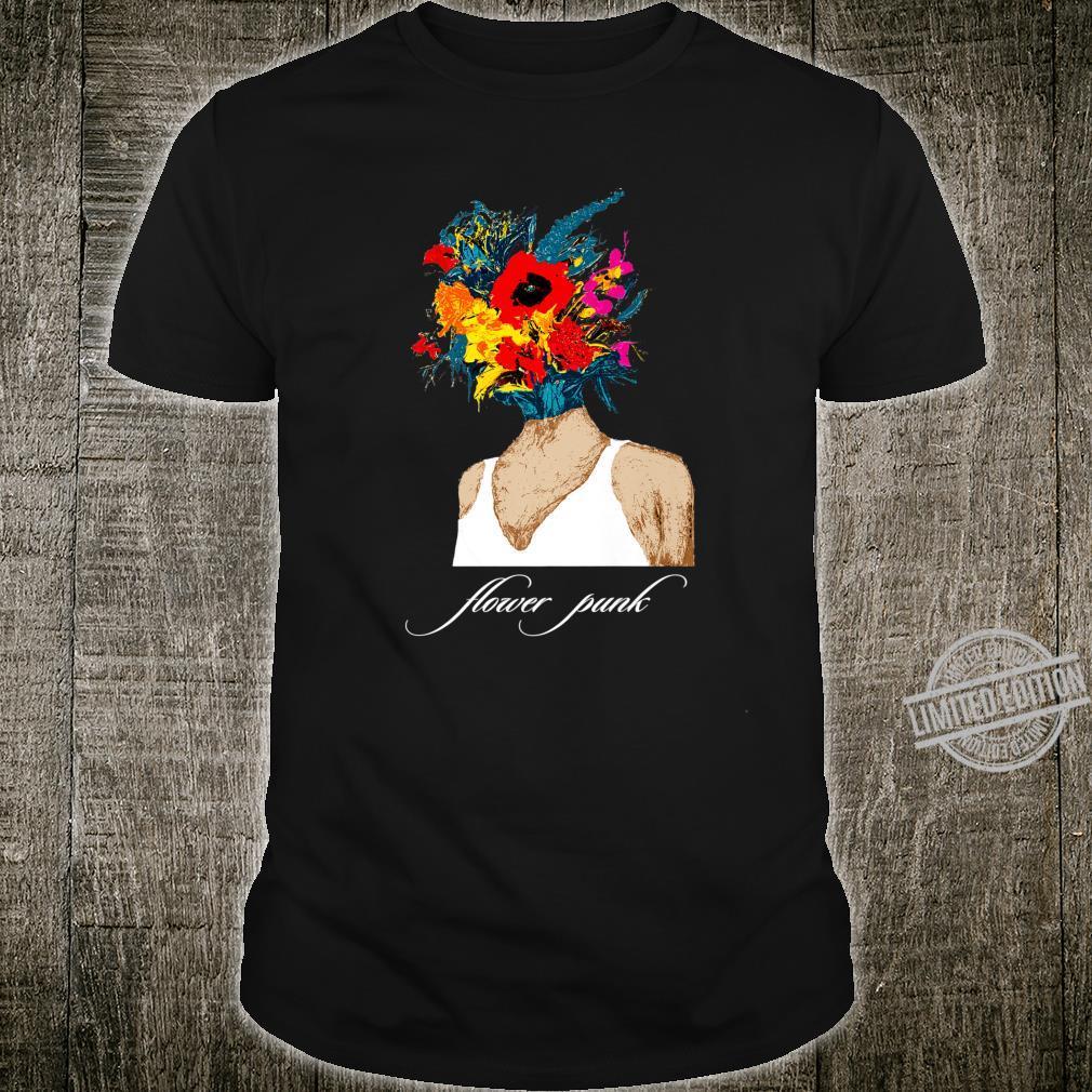 Flower Punk Shirt