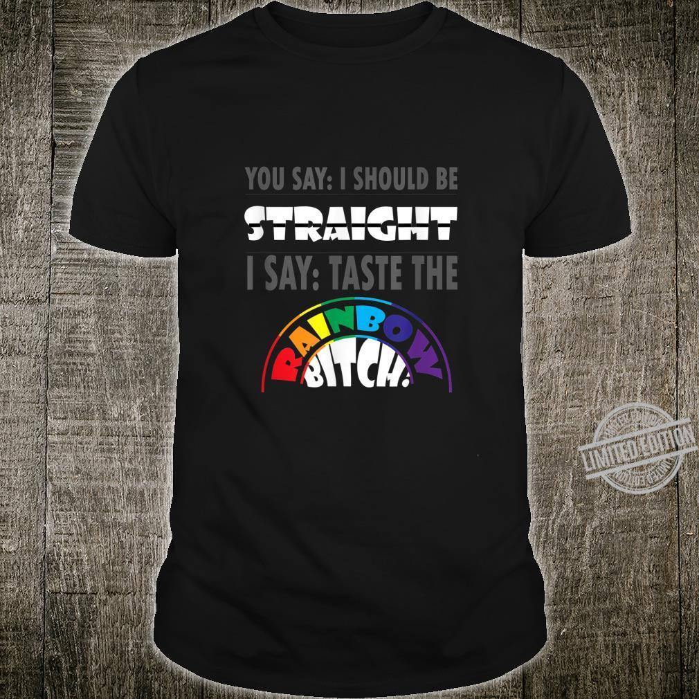 LGBT Gay Pride Schwule Lesben Bisexuelle Transgender Shirt