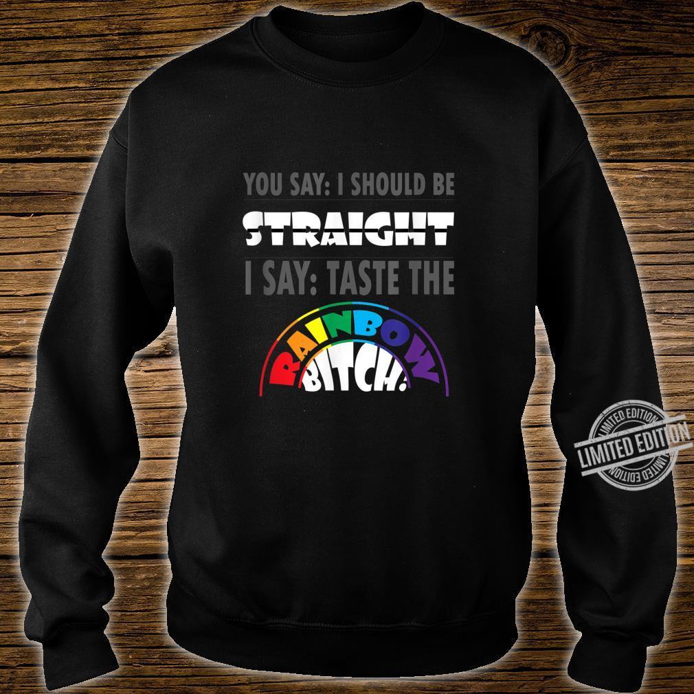 LGBT Gay Pride Schwule Lesben Bisexuelle Transgender Shirt sweater