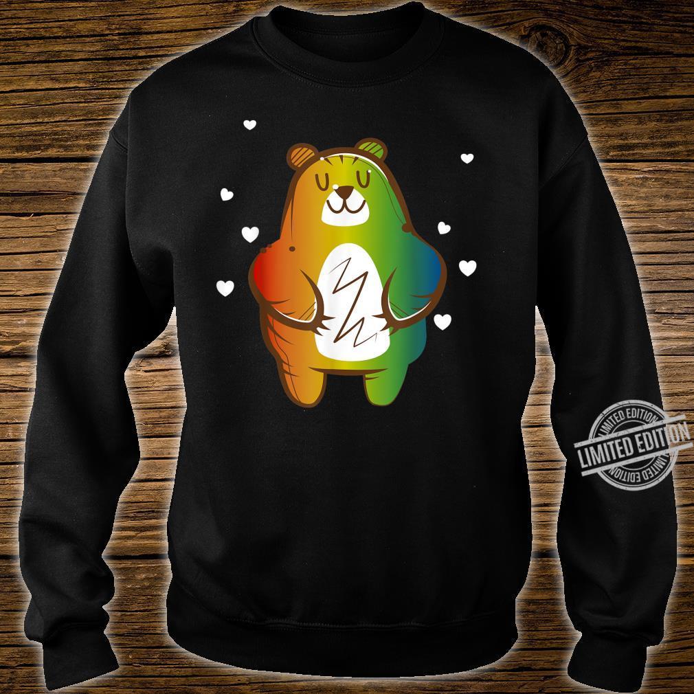 LGBT Homosexuell Regenbogen Bär Shirt sweater