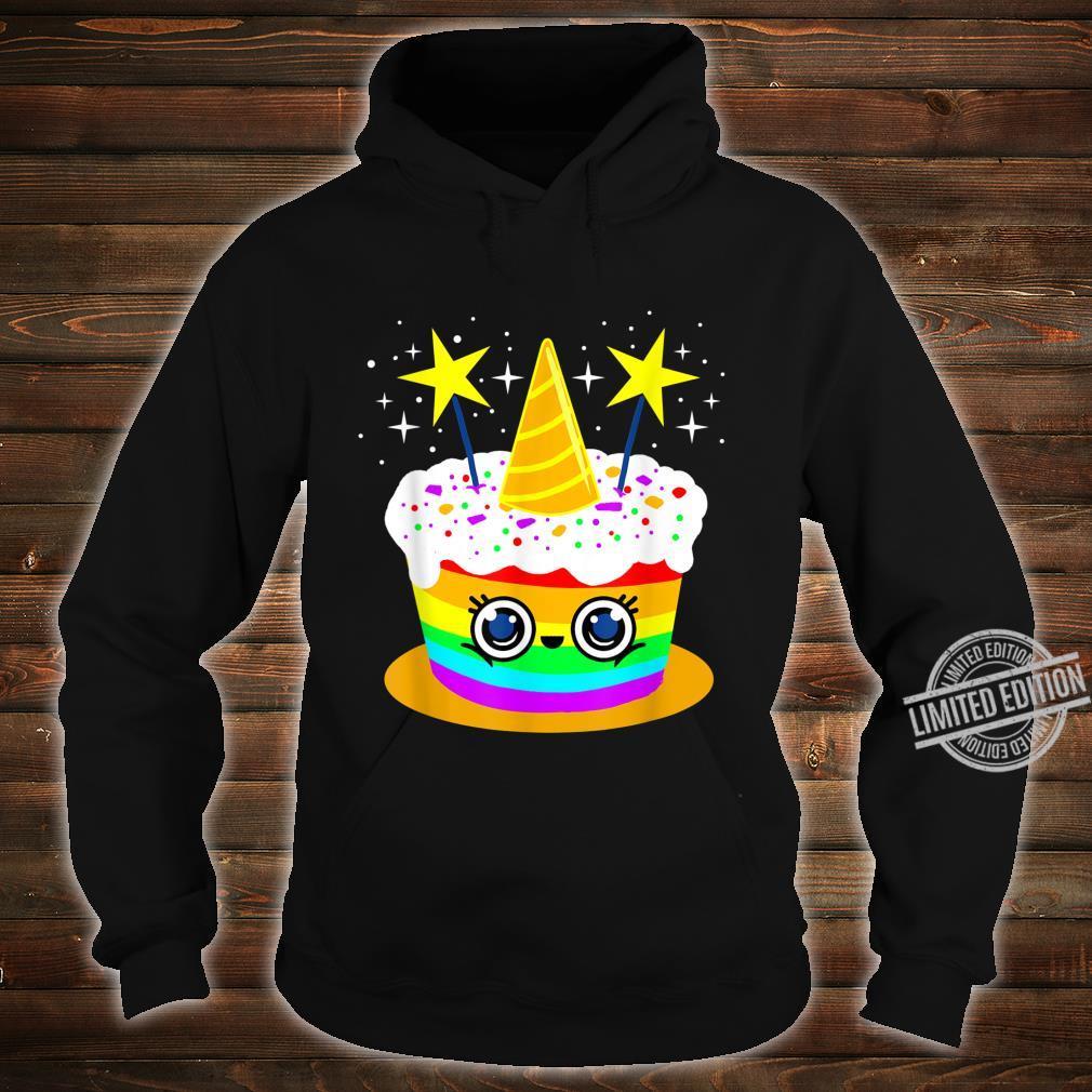 LGBT Kuchen Shirt hoodie