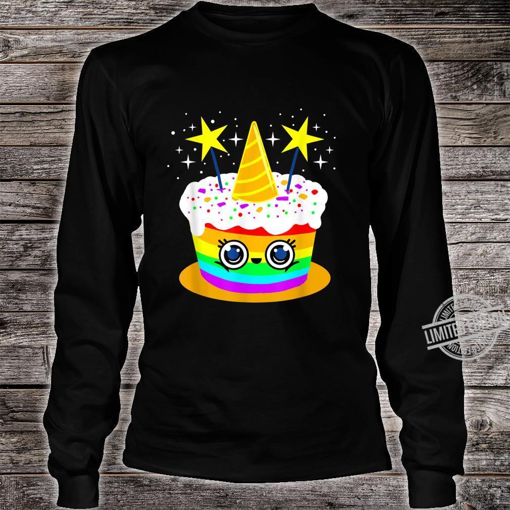 LGBT Kuchen Shirt long sleeved