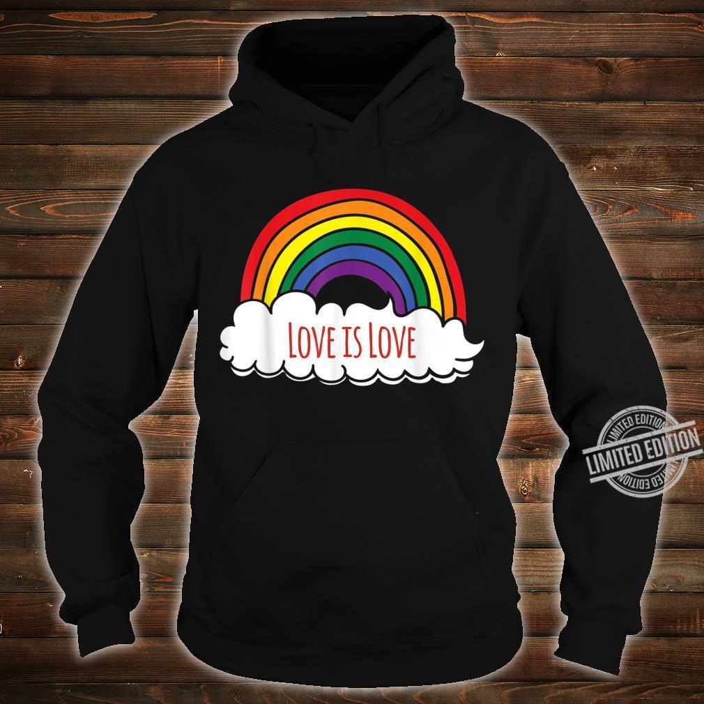 LGBT Schwulen Lesben Regenbogen Stolz Flaggen Stolz Monat Shirt hoodie