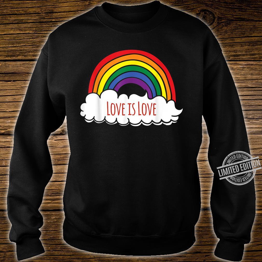 LGBT Schwulen Lesben Regenbogen Stolz Flaggen Stolz Monat Shirt sweater