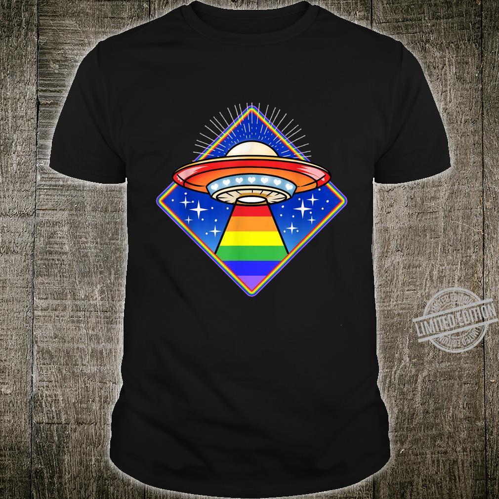 LGBT Ufo Shirt