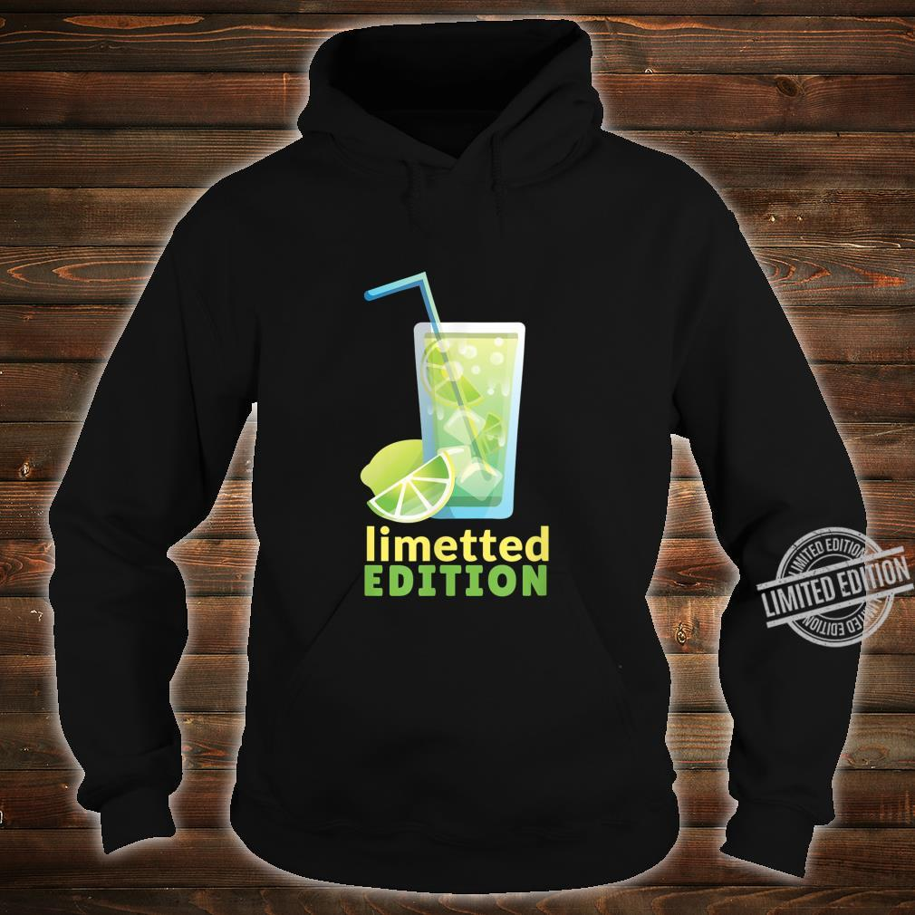 LIMETTED EDITION Shirt hoodie