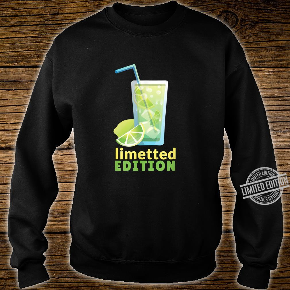 LIMETTED EDITION Shirt sweater