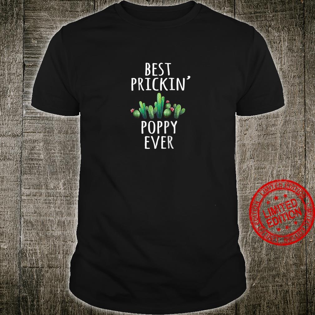 Poppy Best Prickin Ever Cactus Shirt