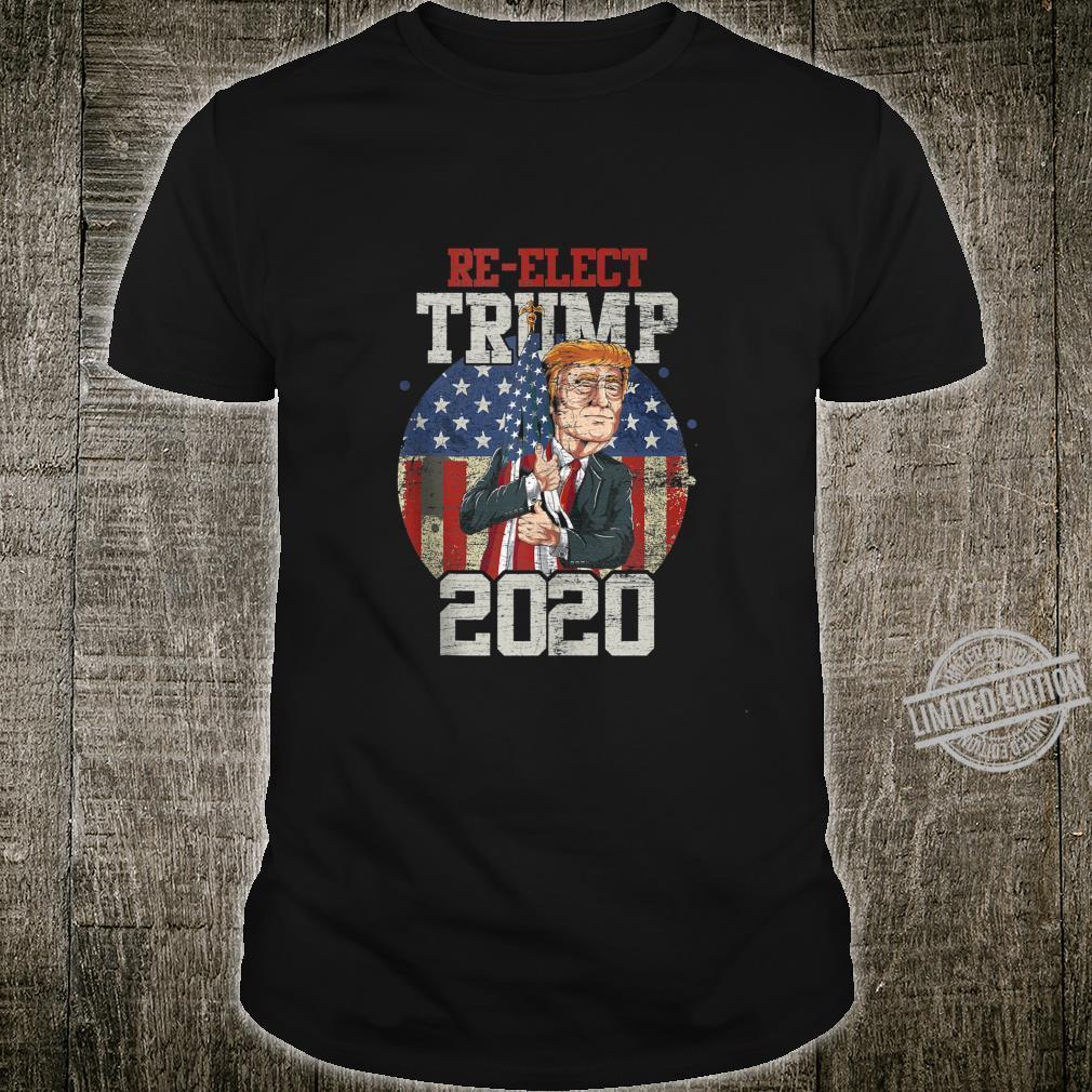 ReElect Trump 2020 Donald Trump Shirt