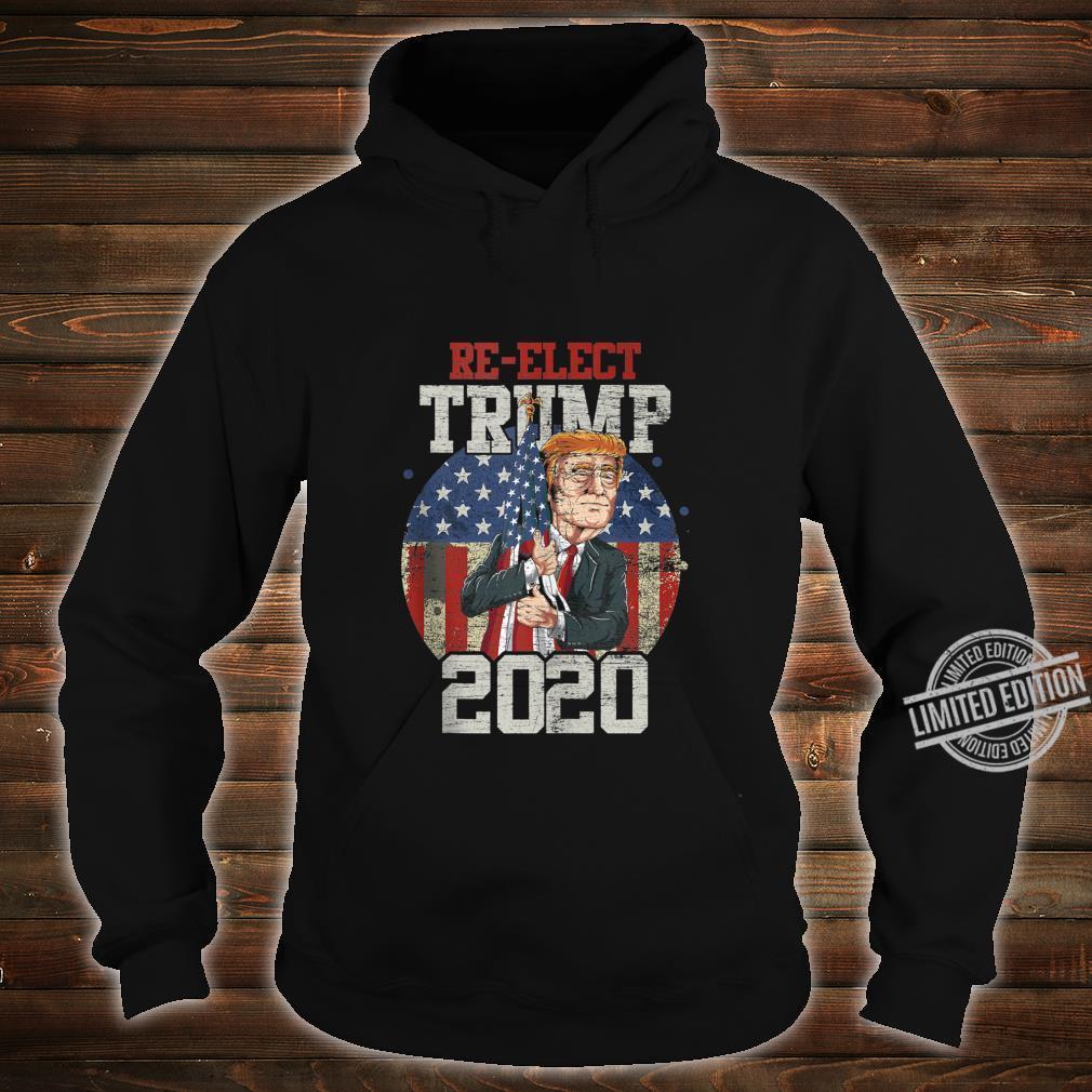 ReElect Trump 2020 Donald Trump Shirt hoodie