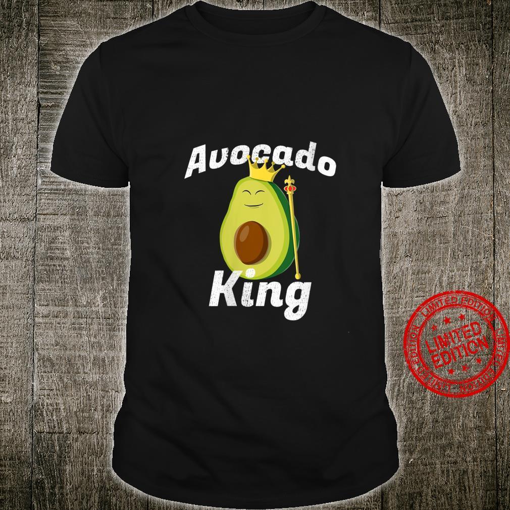 Womens Avocado King Avocadoking Shirt